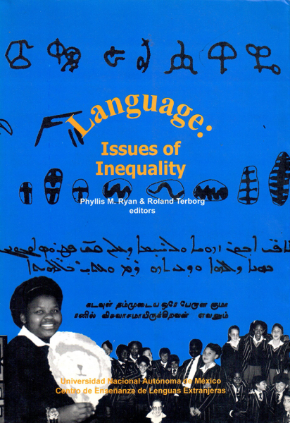 Cubierta para Language: Issues of Inequality