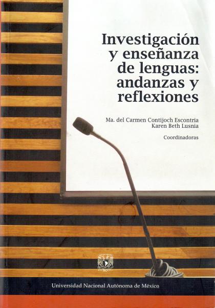 Cubierta para Investigación y enseñanza de lenguas: andanzas y reflexiones